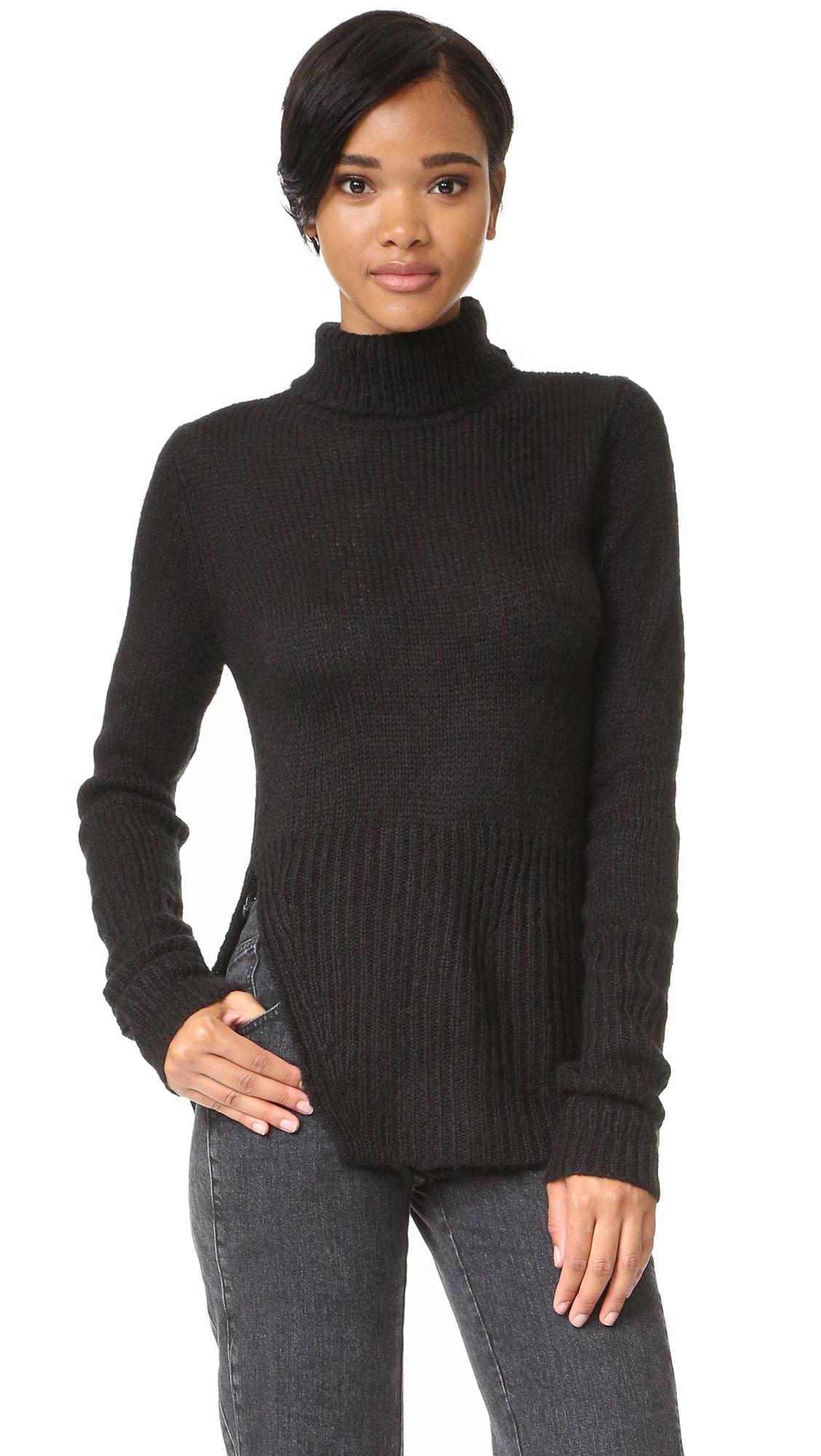 Cheap Monday Haunt Turtleneck Sweater | SHOPBOP