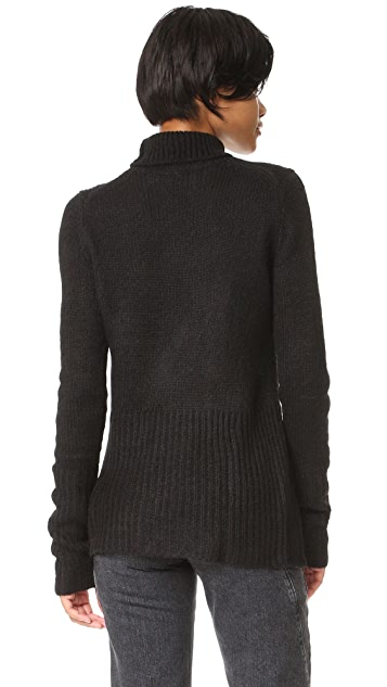 Cheap Monday Haunt Turtleneck Sweater