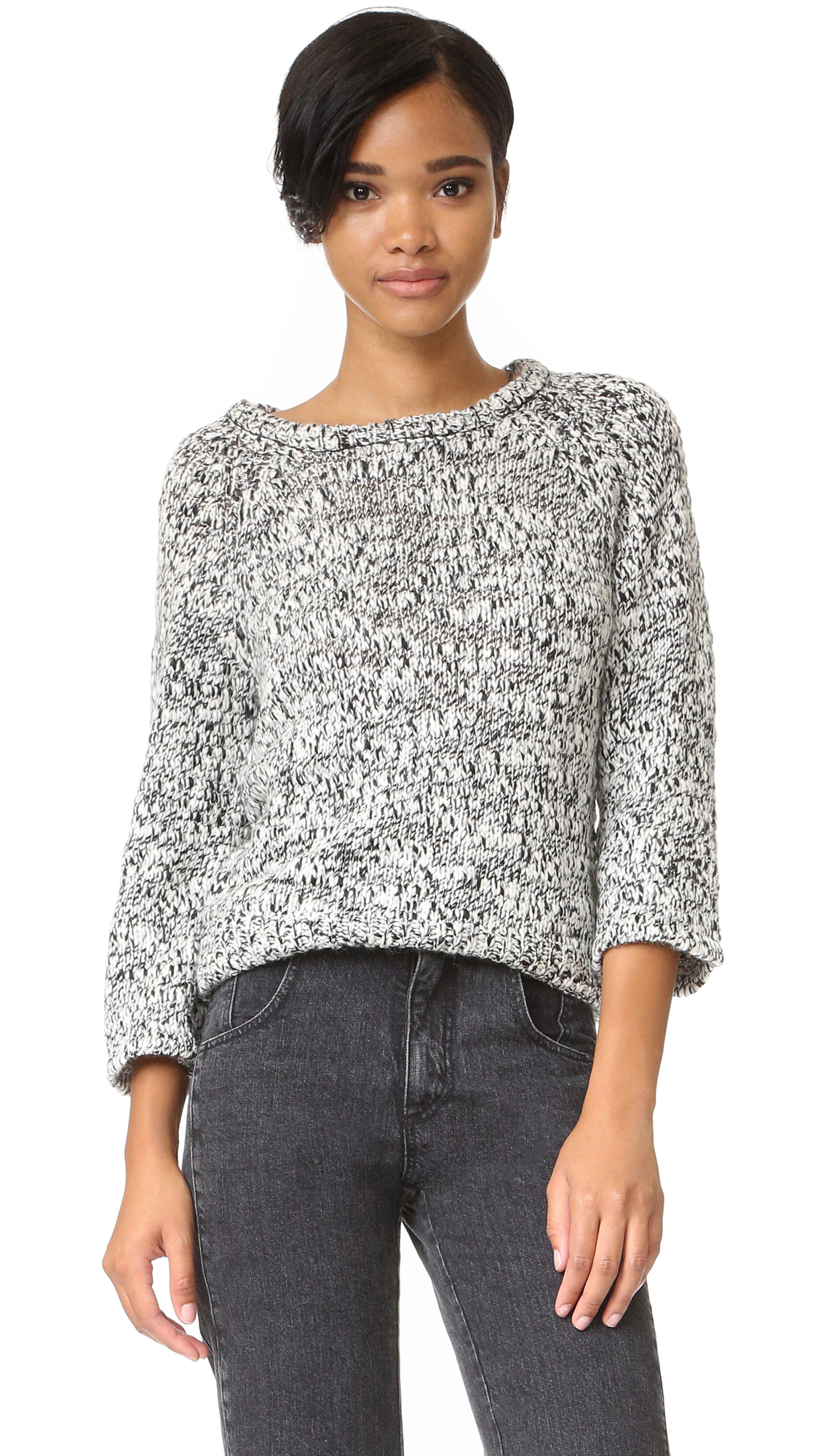 Cheap Monday Hype Knit Sweater | SHOPBOP