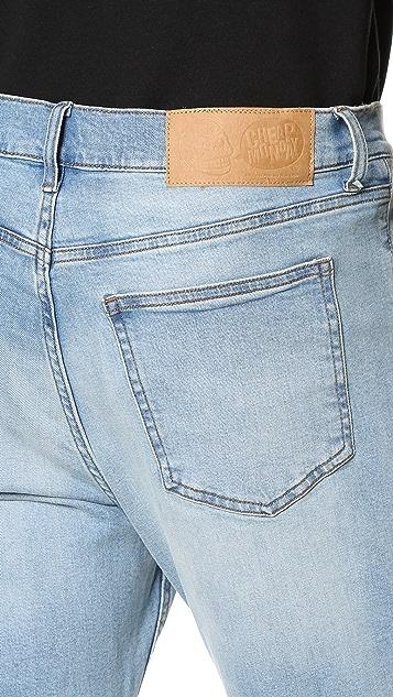 Cheap Monday Dropped Jeans