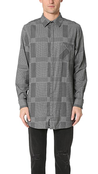 Cheap Monday Hid Check Shirt