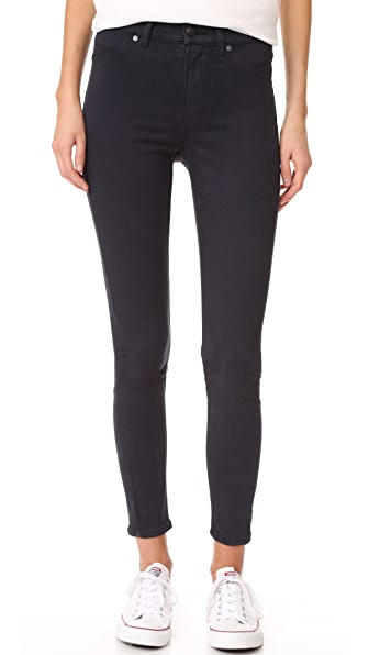 Cheap Monday High Spray Crow Jeans