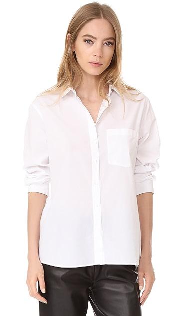 Cheap Monday Direct Poplin Shirt