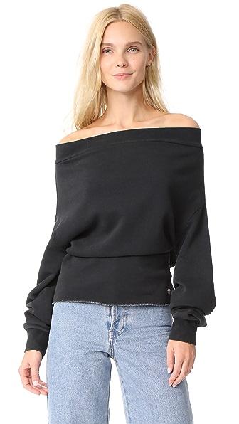 Cheap Monday Messy Sweatshirt