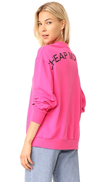 Cheap Monday Con Sweatshirt