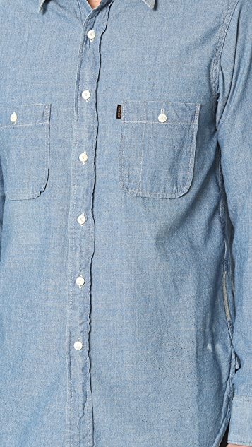 Chimala Chambray Work Shirt