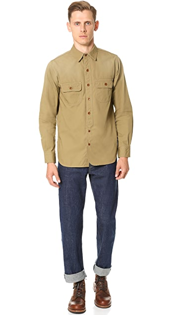 Chimala 30s Style Boy Scout Shirt