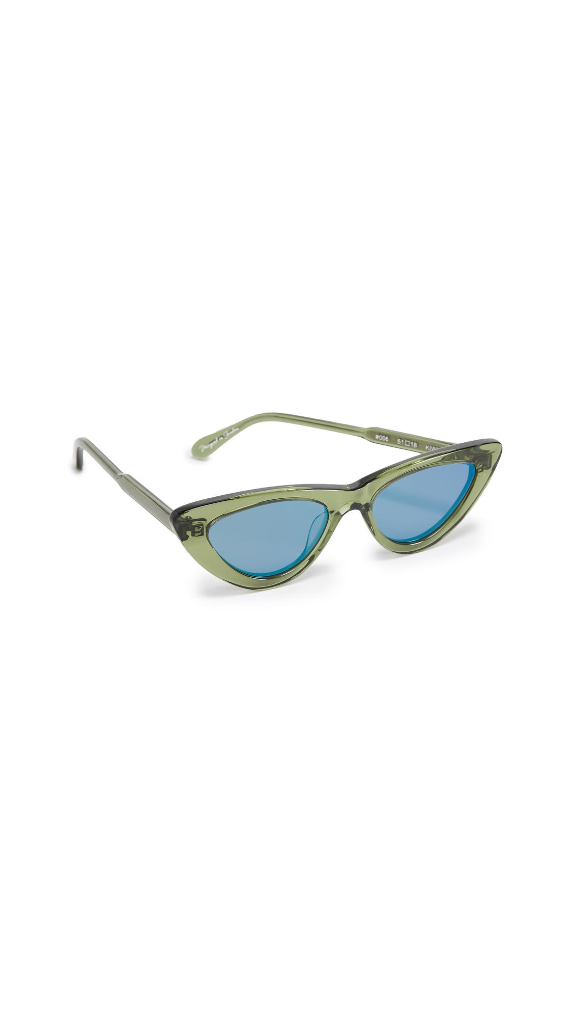 CHIMI 006 Sunglasses in Kiwi