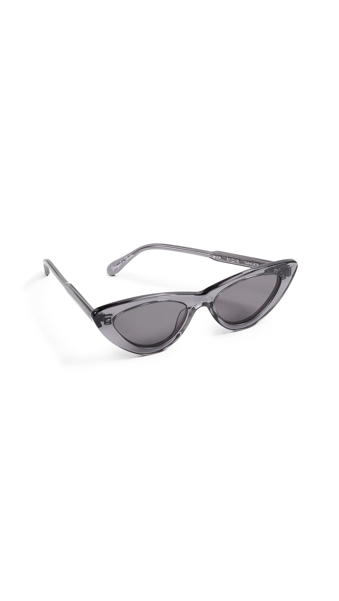 CHIMI 006 Sunglasses in Ginger