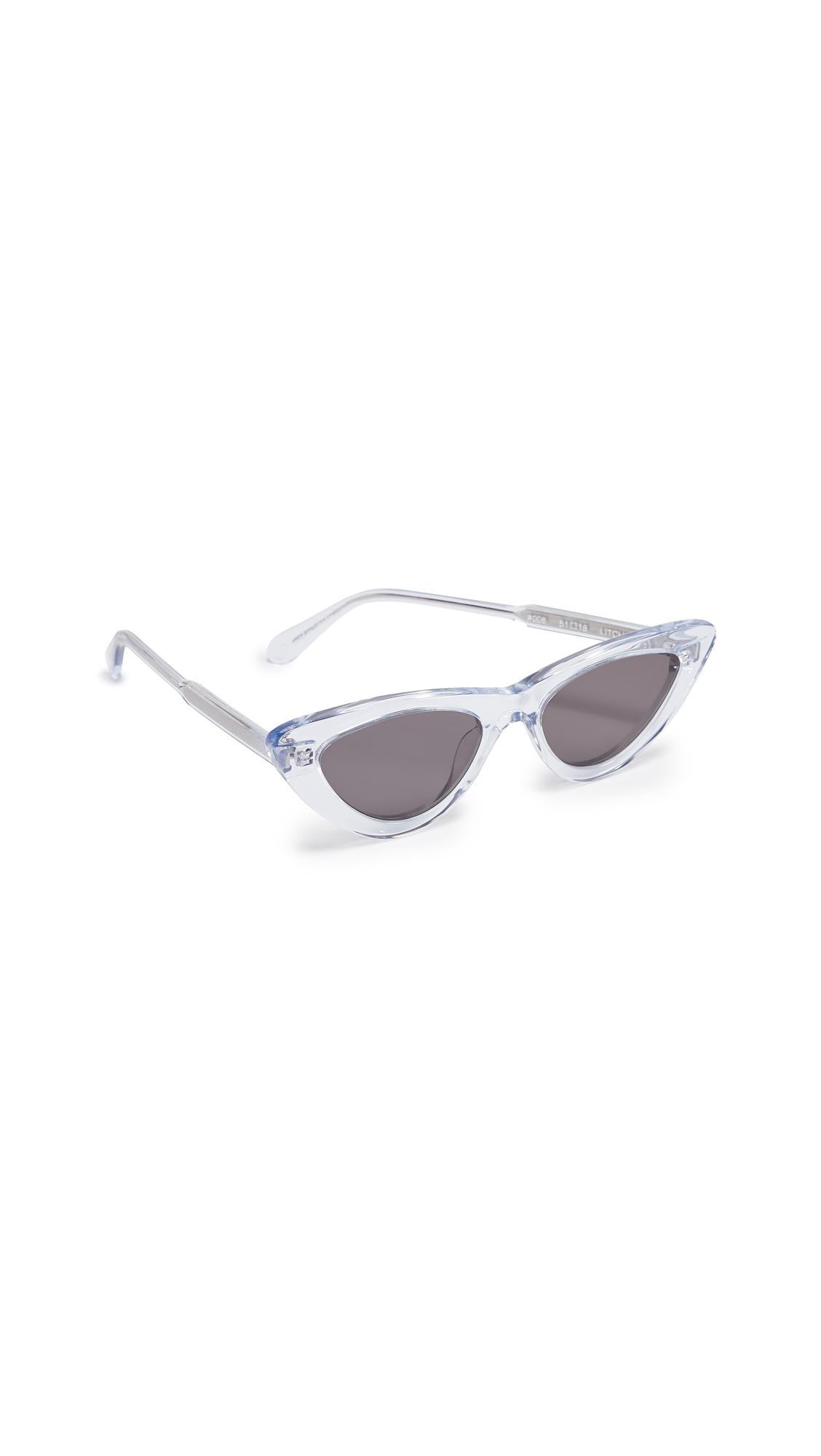 CHIMI 006 Sunglasses in Litchi