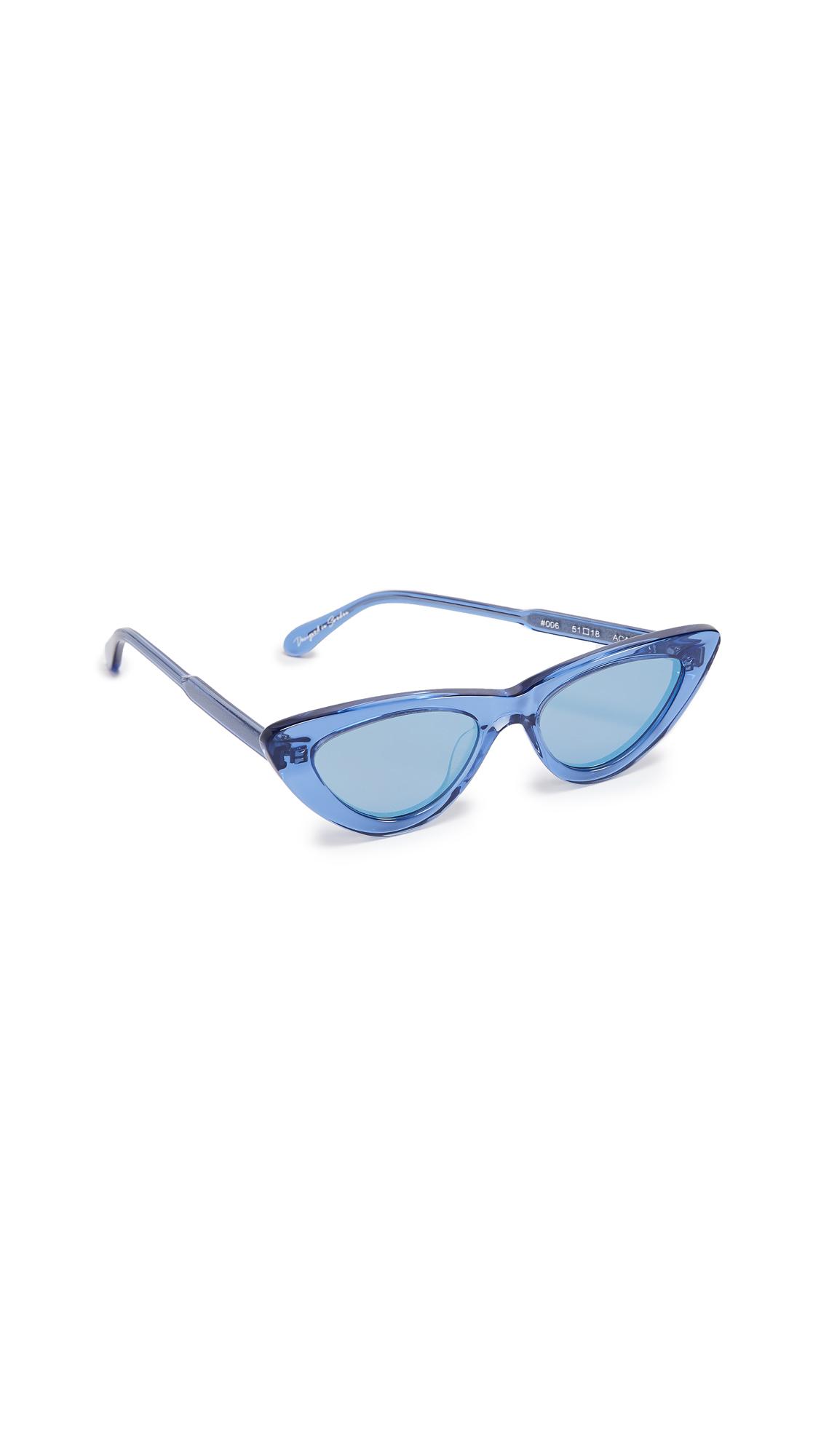 CHIMI 006 Sunglasses in Acai