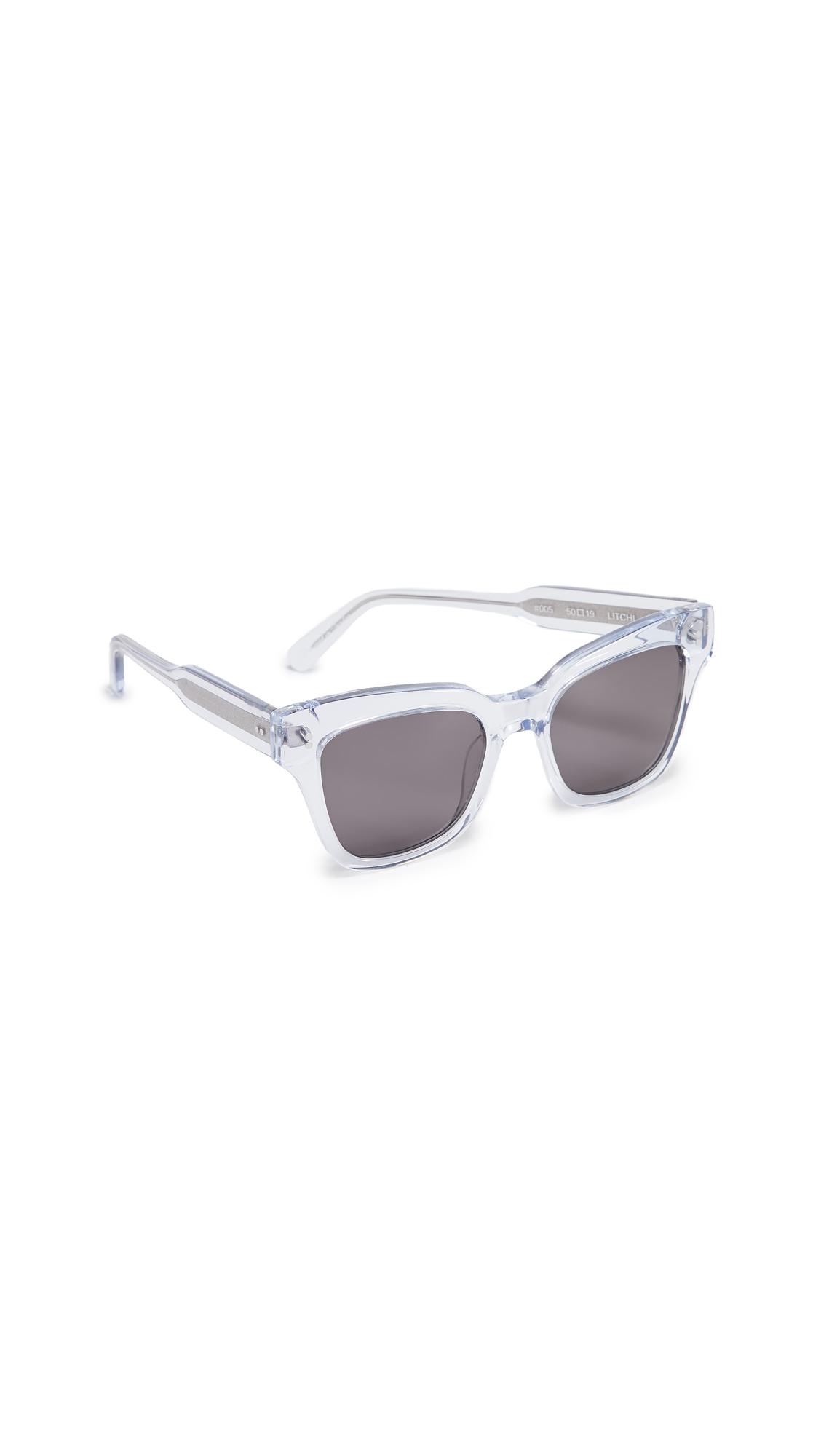 CHIMI 005 Sunglasses in Litchi