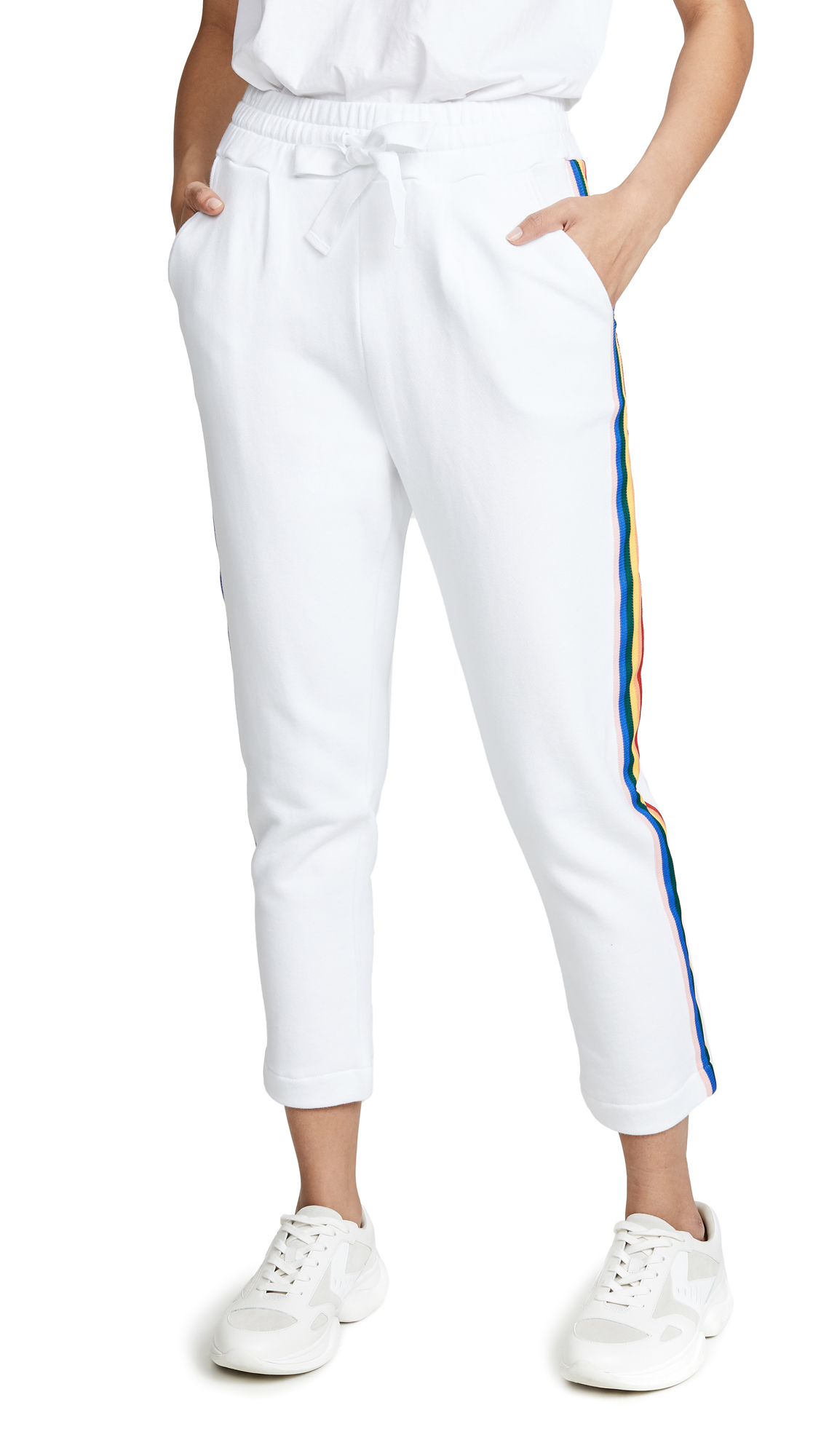 Chinti and Parker Dreamer Sweatpants - White