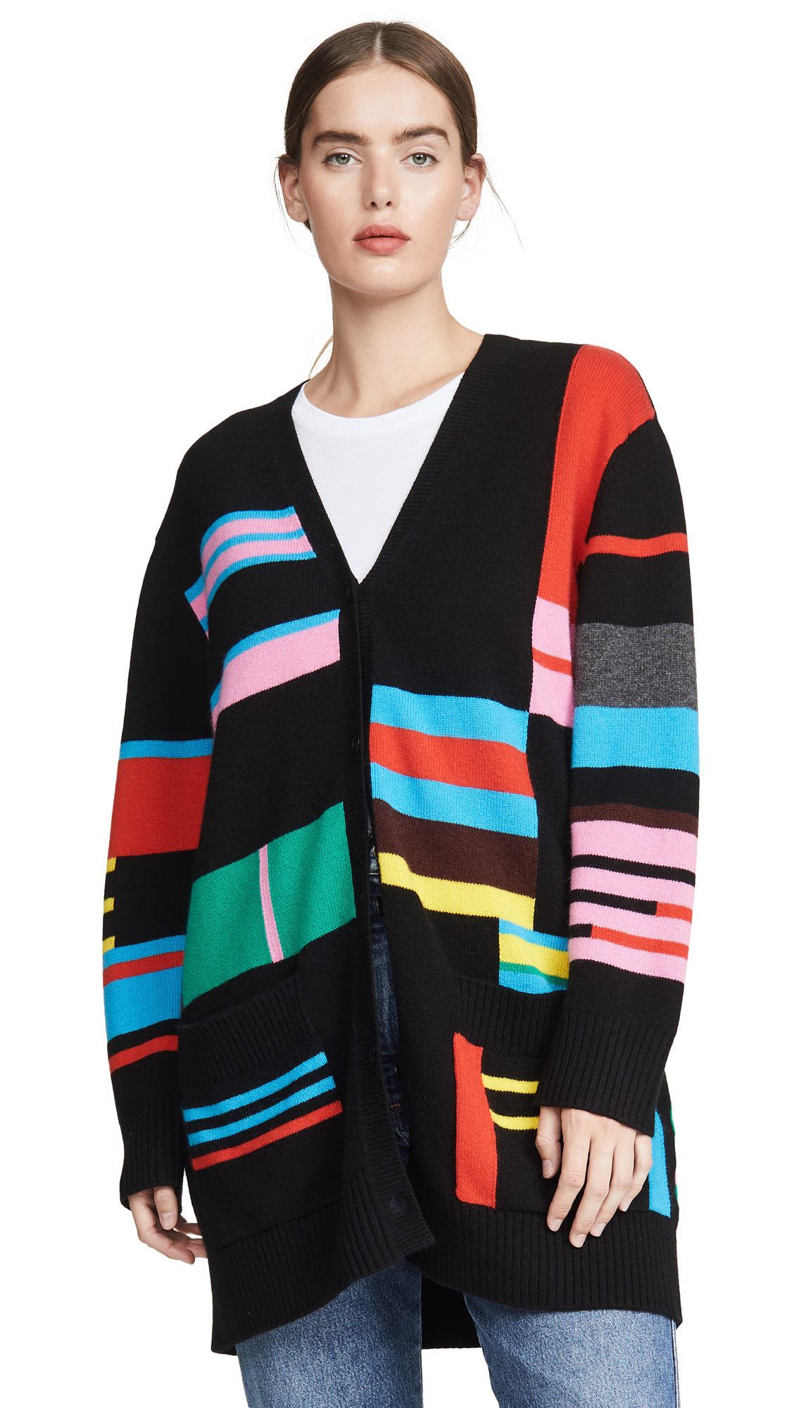 Buy Chinti and Parker online - photo of Chinti and Parker Eccentric Cardigan