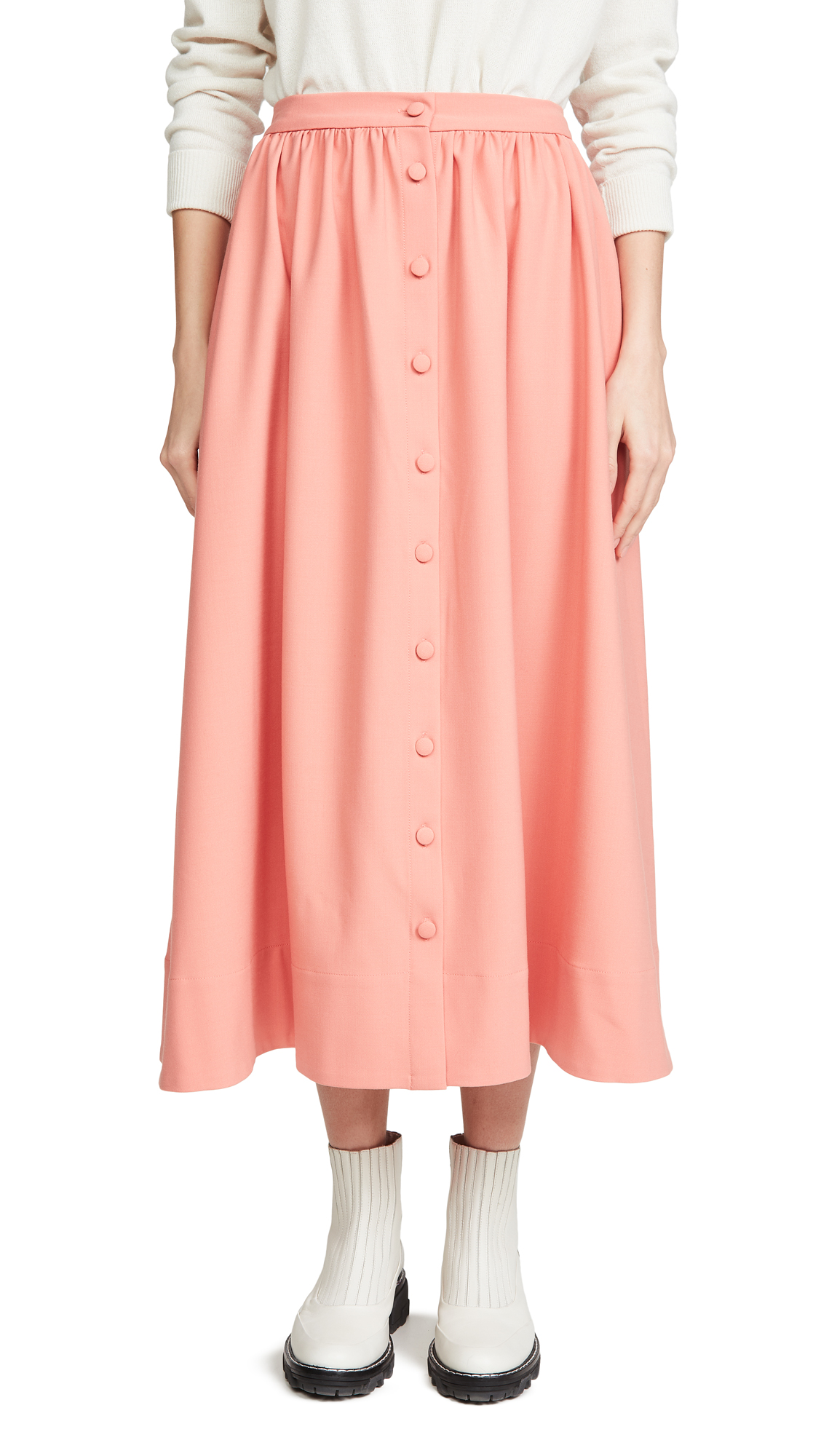 Buy Chinti and Parker online - photo of Chinti and Parker Full Skirt