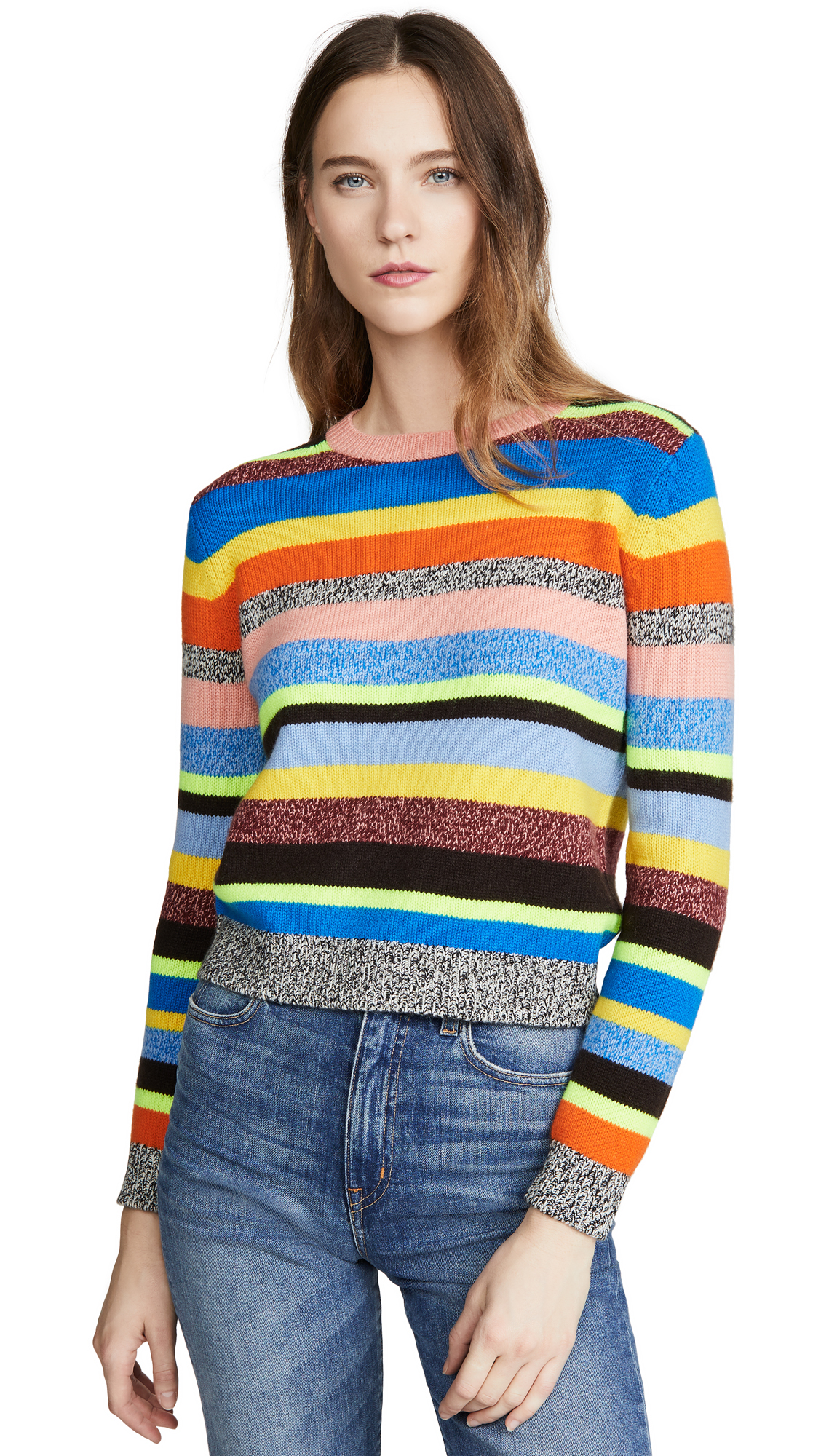 Buy Chinti and Parker online - photo of Chinti and Parker Anni Stripe Sweater
