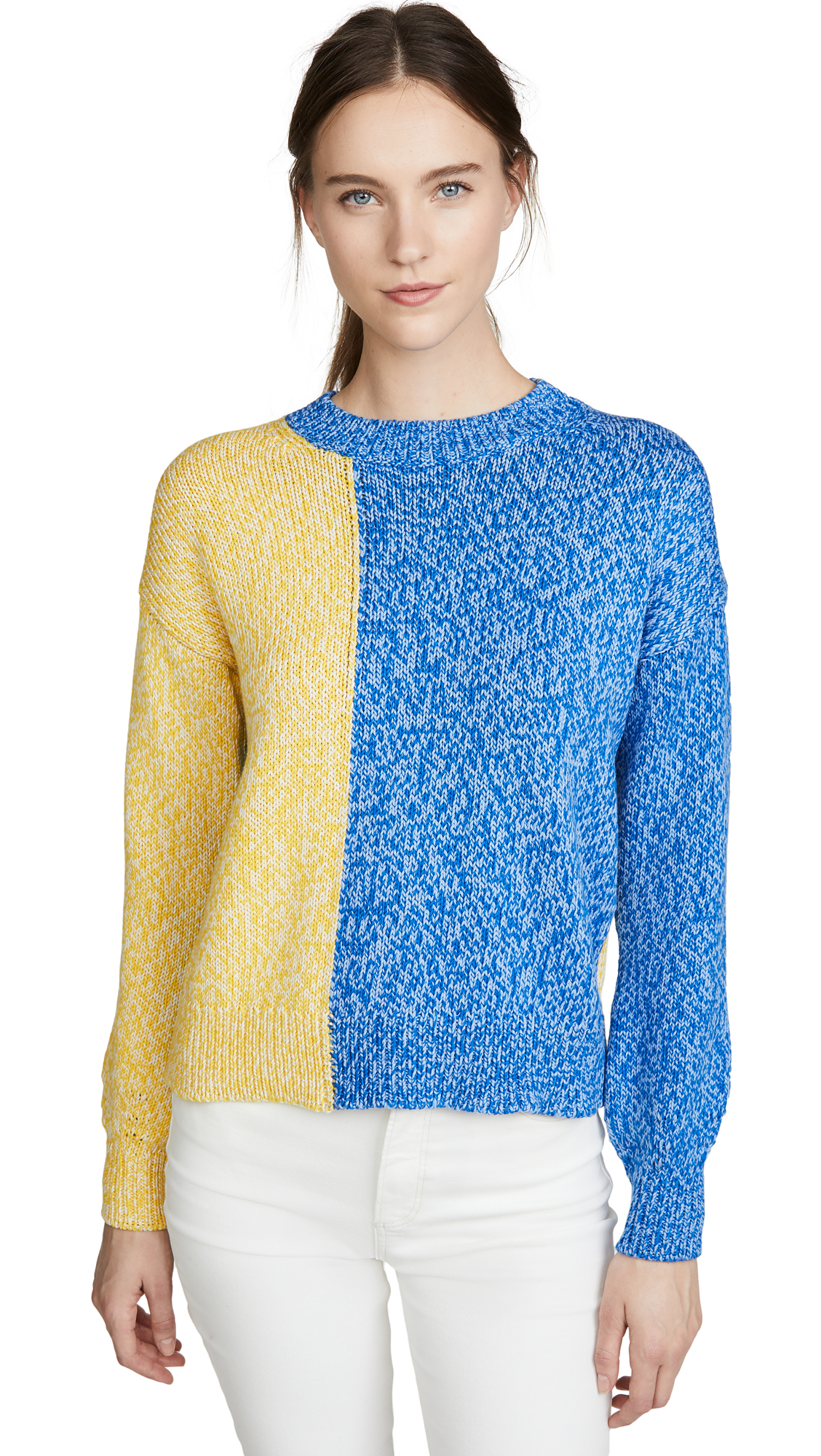 Buy Chinti and Parker online - photo of Chinti and Parker Movement Cashmere Sweater