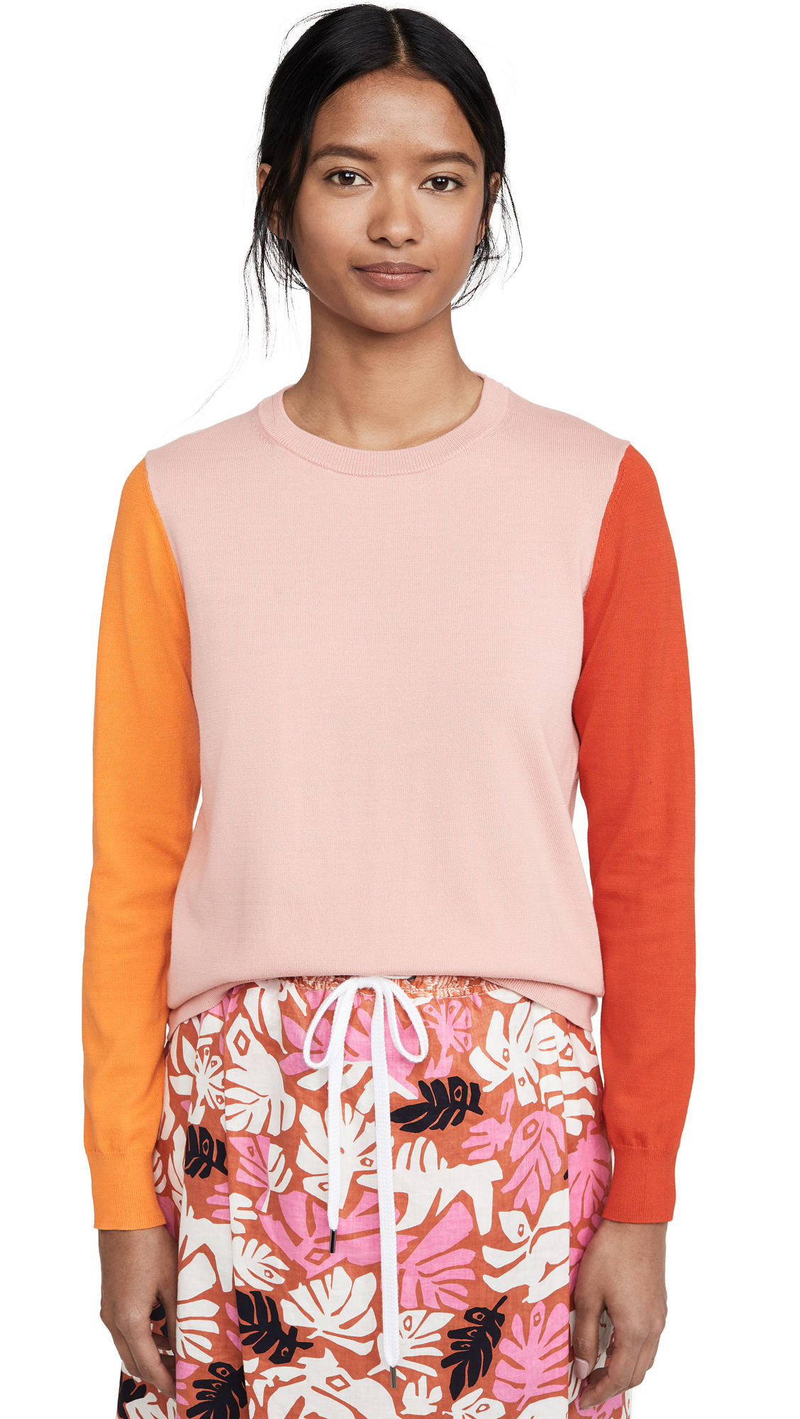 Buy Chinti and Parker online - photo of Chinti and Parker Colorblock Sweater