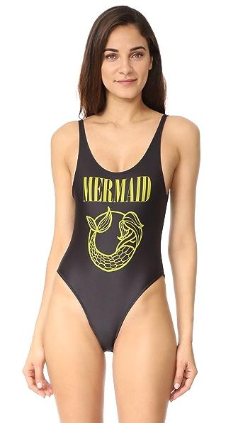 CHRLDR Mermaid One Piece