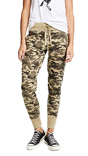 Tres Bien Camo Sweatpants
