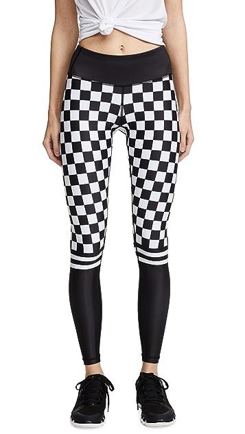 CHRLDR Checker Leggings