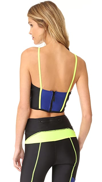 CHROMAT High Jump Halter Bra