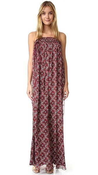 Cinq a Sept Sterling Silk Dress