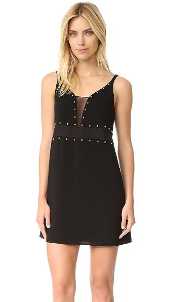 Cinq a Sept Carina Dress - Black