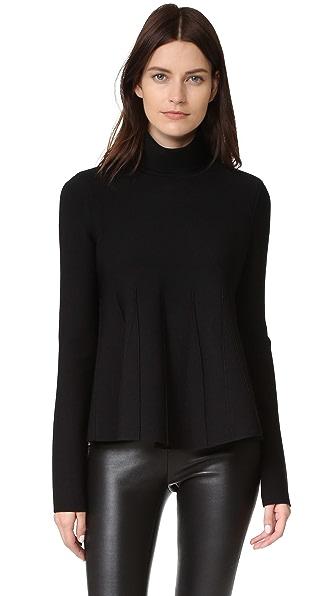 Cinq a Sept Essonne Sweater - Black