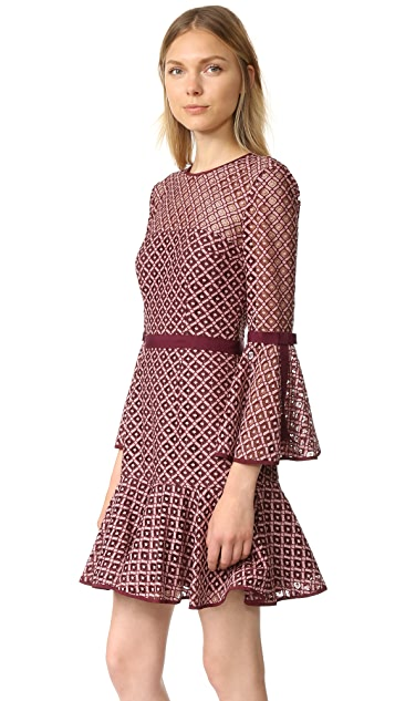 Cinq a Sept Cosette Lace Dress