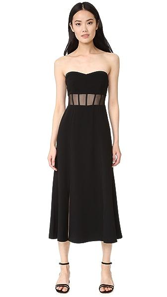 Cinq a Sept Honora Dress - Black