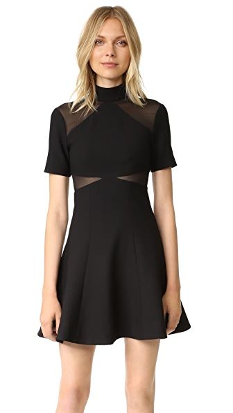 Cinq a Sept Binx Dress - Black