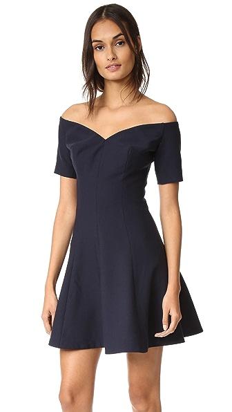 Cinq a Sept Kenna Dress - Navy