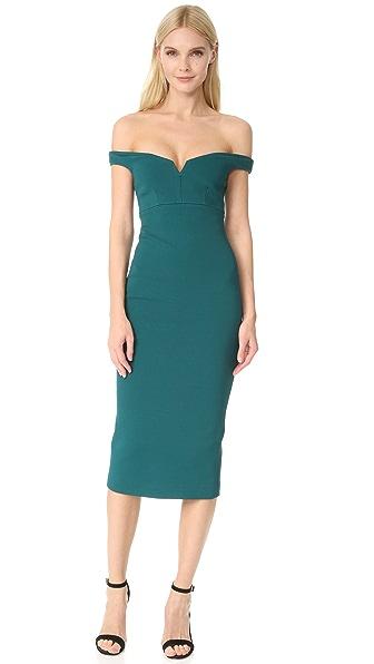 Cinq a Sept Garnet Dress