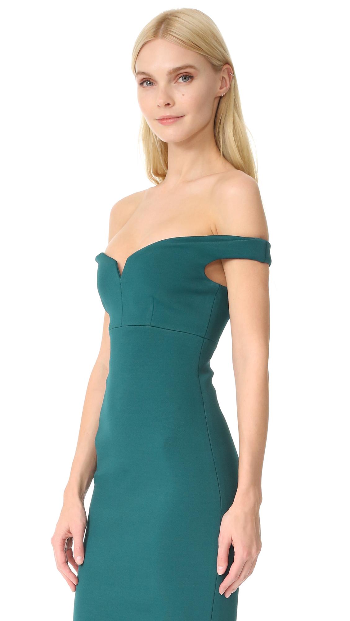 1c0a33b7d2fe Cinq a Sept Garnet Dress