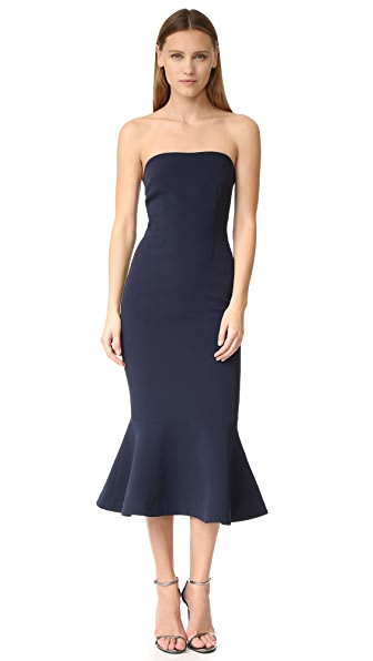 Cinq a Sept Luna Dress - Navy