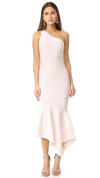 Cinq a Sept Dulcina Dress In Cinq Pink