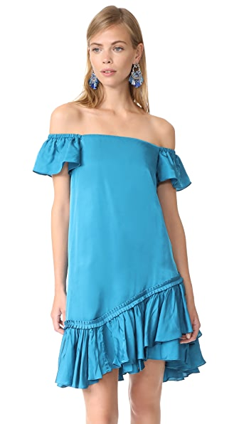 Cinq a Sept Minella Dress In Malibu
