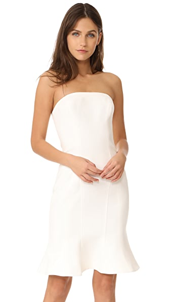 Cinq a Sept Calvina Dress - Ivory