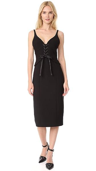 Cinq a Sept Demia Dress - Black