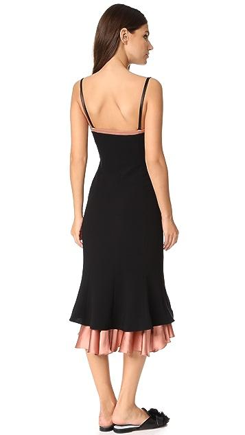 Cinq a Sept Morghaha Dress