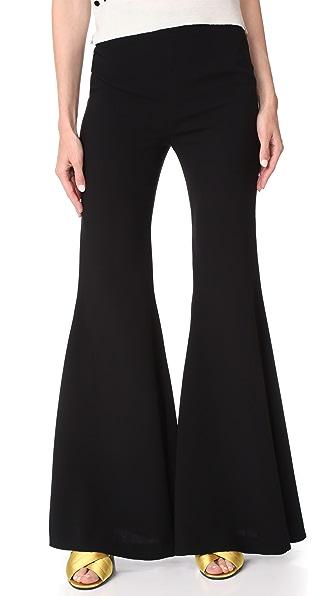 Cinq a Sept Dyson Pants In Black