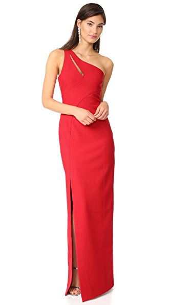 Cinq a Sept Gianna Gown - Carmine