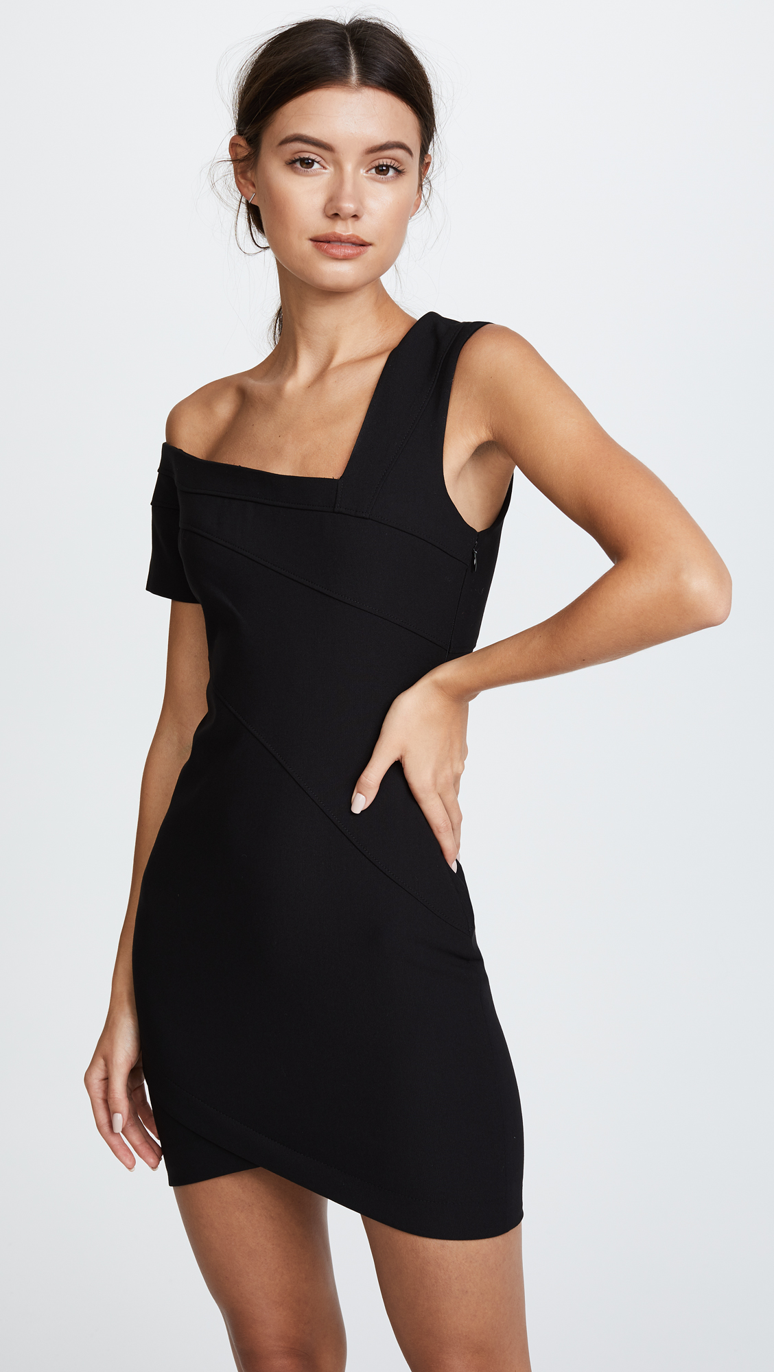 Cinq a Sept Coralisa Dress - Black