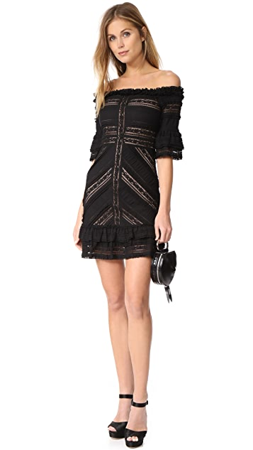 Cinq a Sept Naya Mini Dress