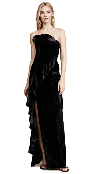 Cinq a Sept Annoziata Dress In Black