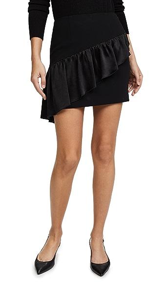 Cinq a Sept Sage Skirt In Black