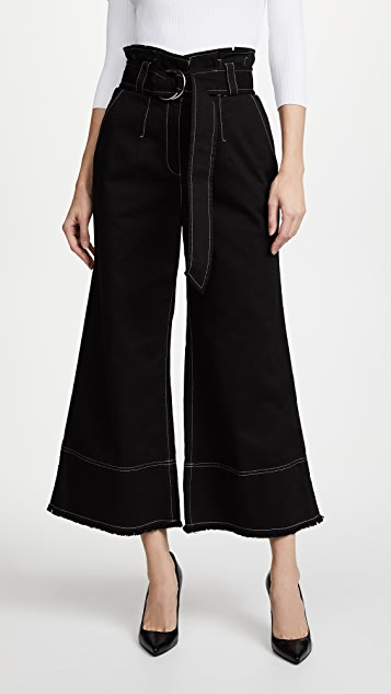 Cinq a Sept Serge Trousers