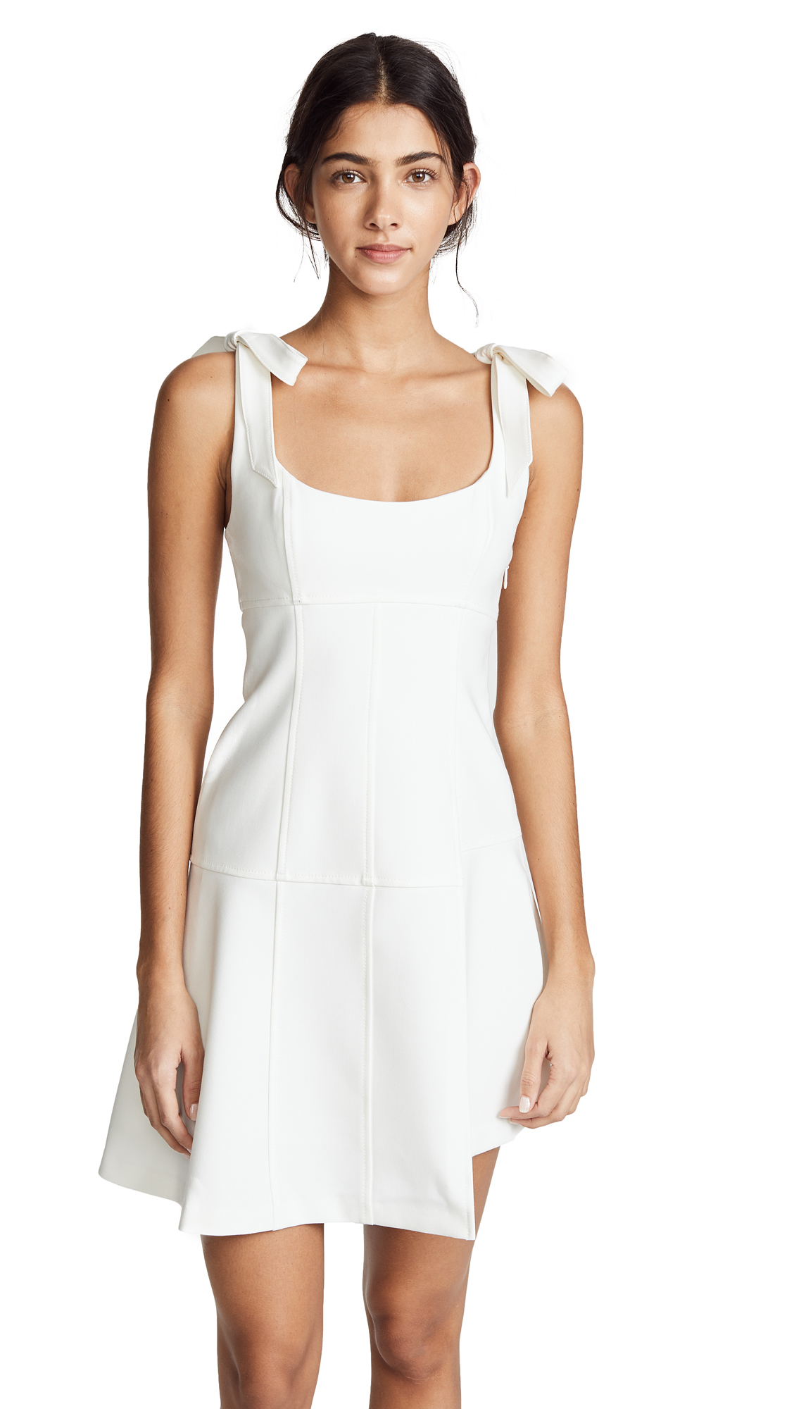 Cinq a Sept Jeanette Dress - Ivory
