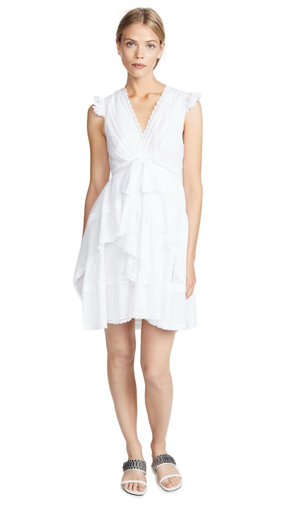 Cinq a Sept Jourdana Dress In Bright Light